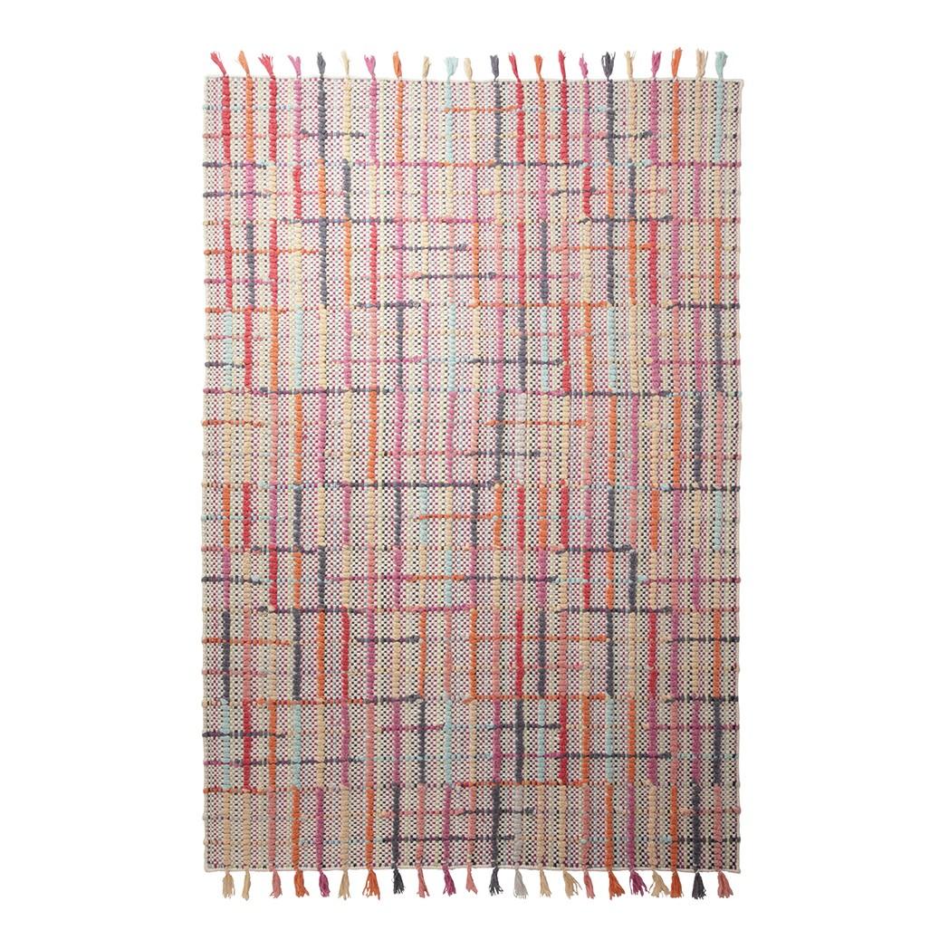 Tapijt Freaky - Beige/roze - 130x190cm, Esprit Home