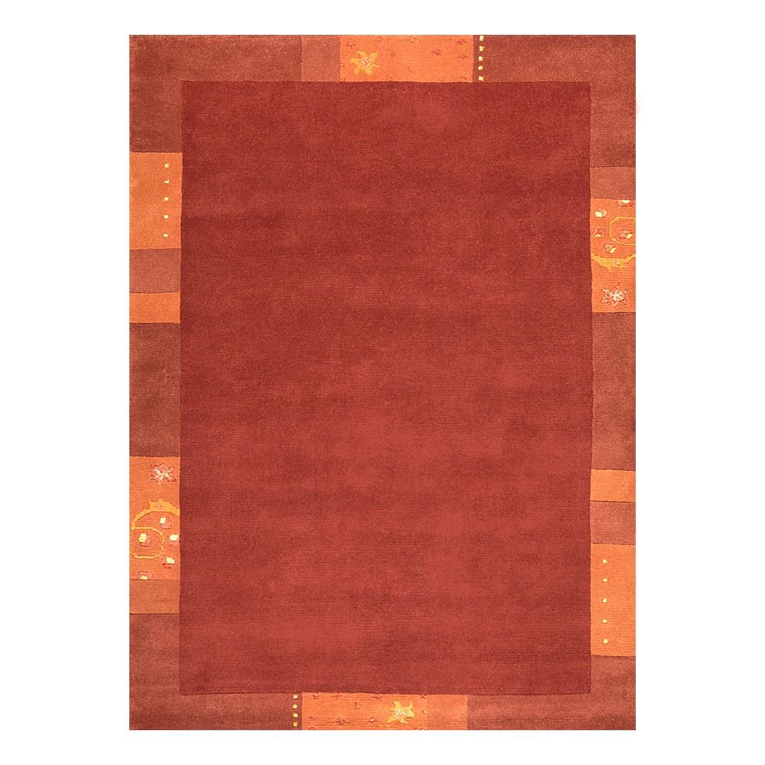 Teapijt Ganges - rood - 70x340cm, Theko die markenteppiche