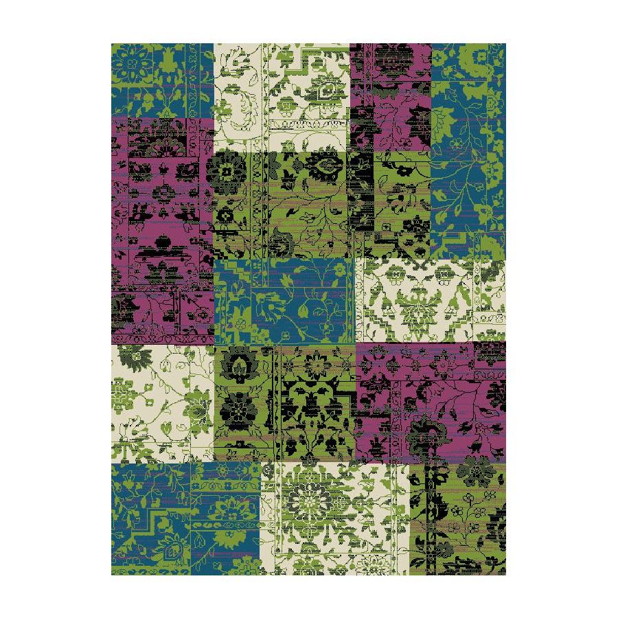Vloerkleed Heila - groen/roze/blauw - 60x110cm, Hanse Home Collection