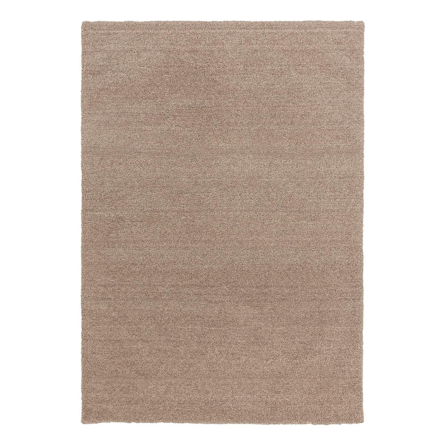 Teppich Livorno Melange - Kunstfaser - Warmes Beige - 140 x 200 cm, Astra