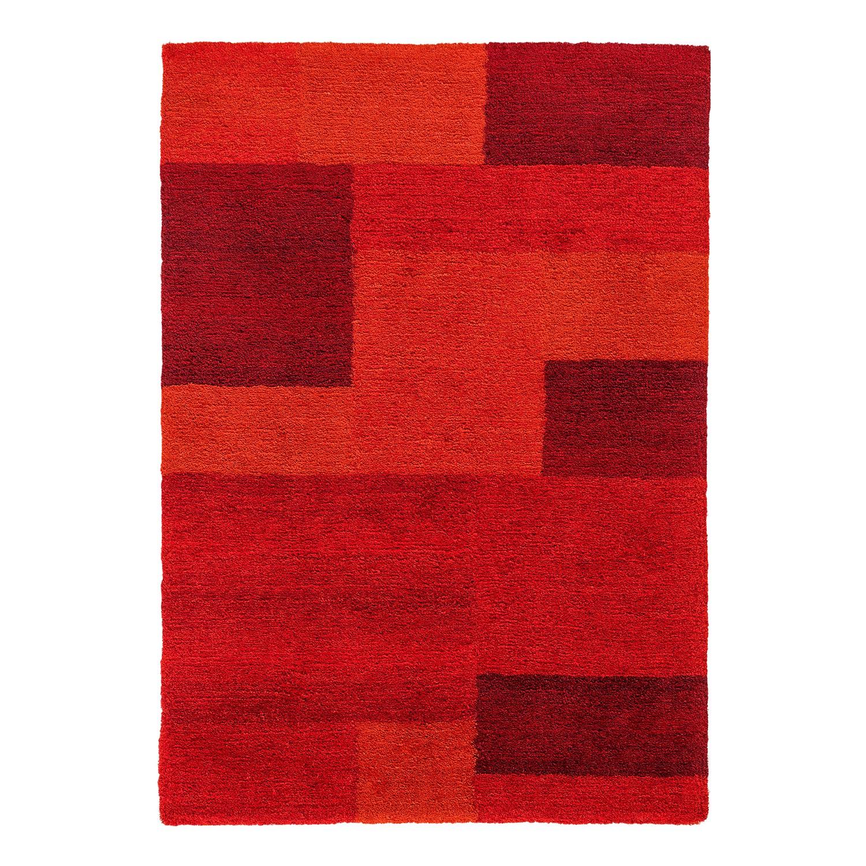 Teppich Livorno - Rot - 90 x 160 cm, Astra