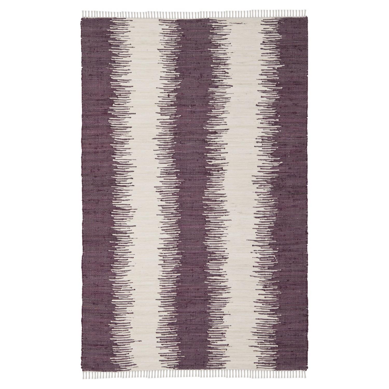 Teppich Majorca - Violett - 152 x 243 cm, Safavieh