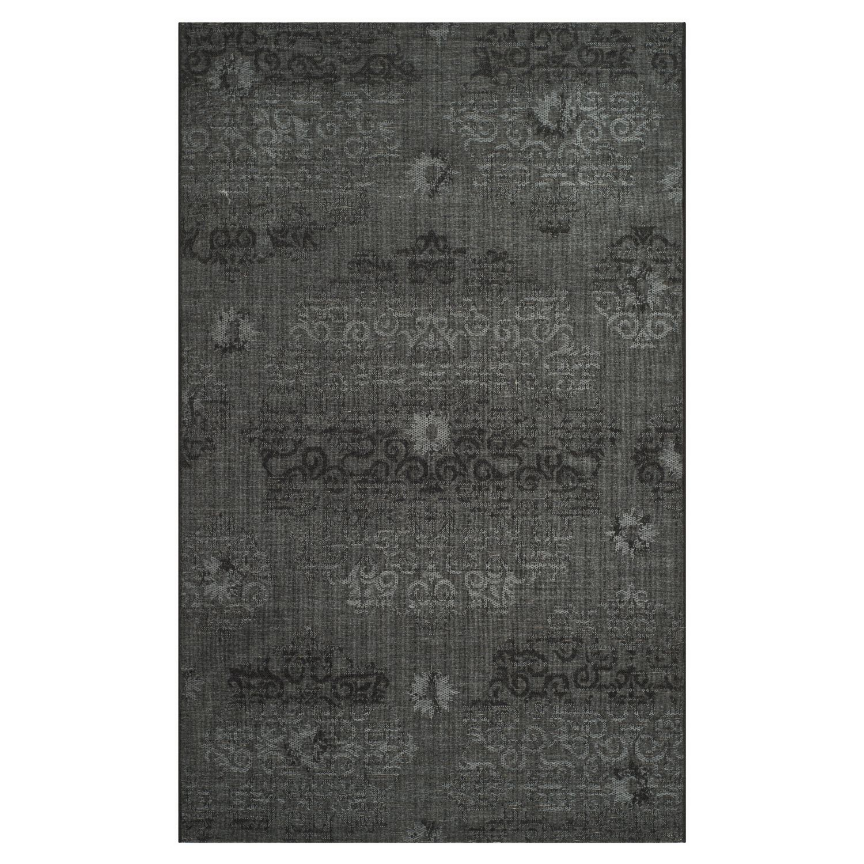 Teppich Malta - Schwarz/Grau - 122 x 183 cm, Safavieh