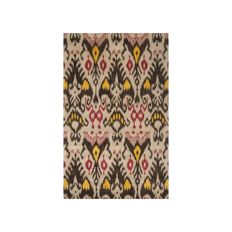 Tapijt Maraca - beige/bruin - 153x244cm, Safavieh