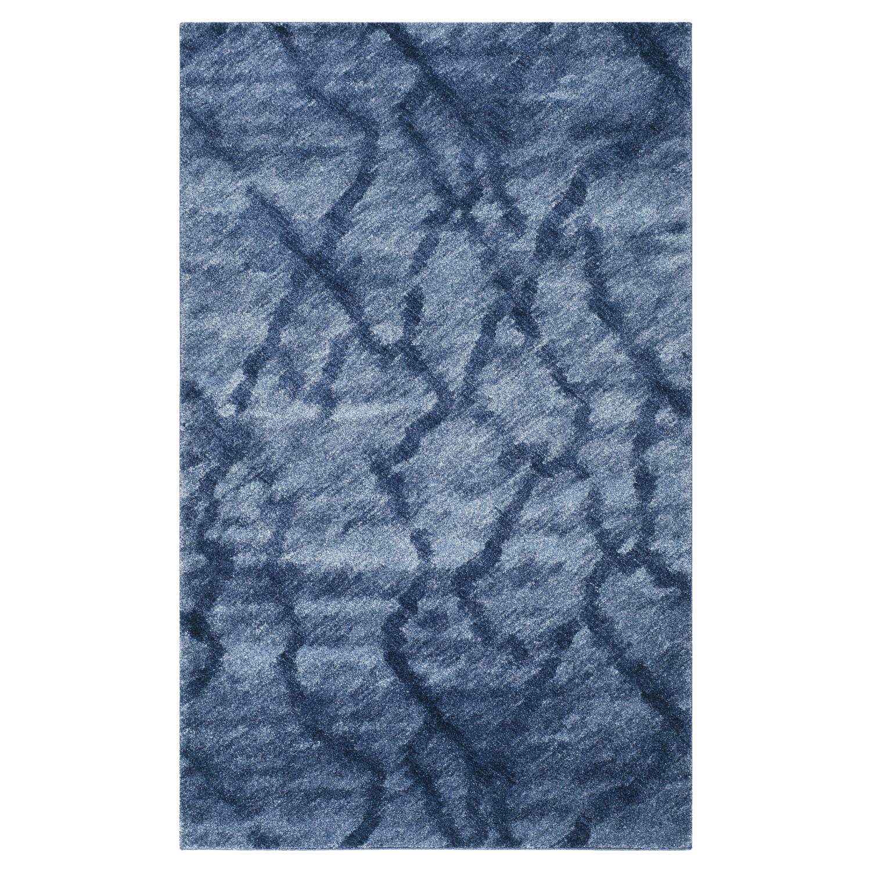Tapijt Maxwell - blauw - 153x244cm, Safavieh