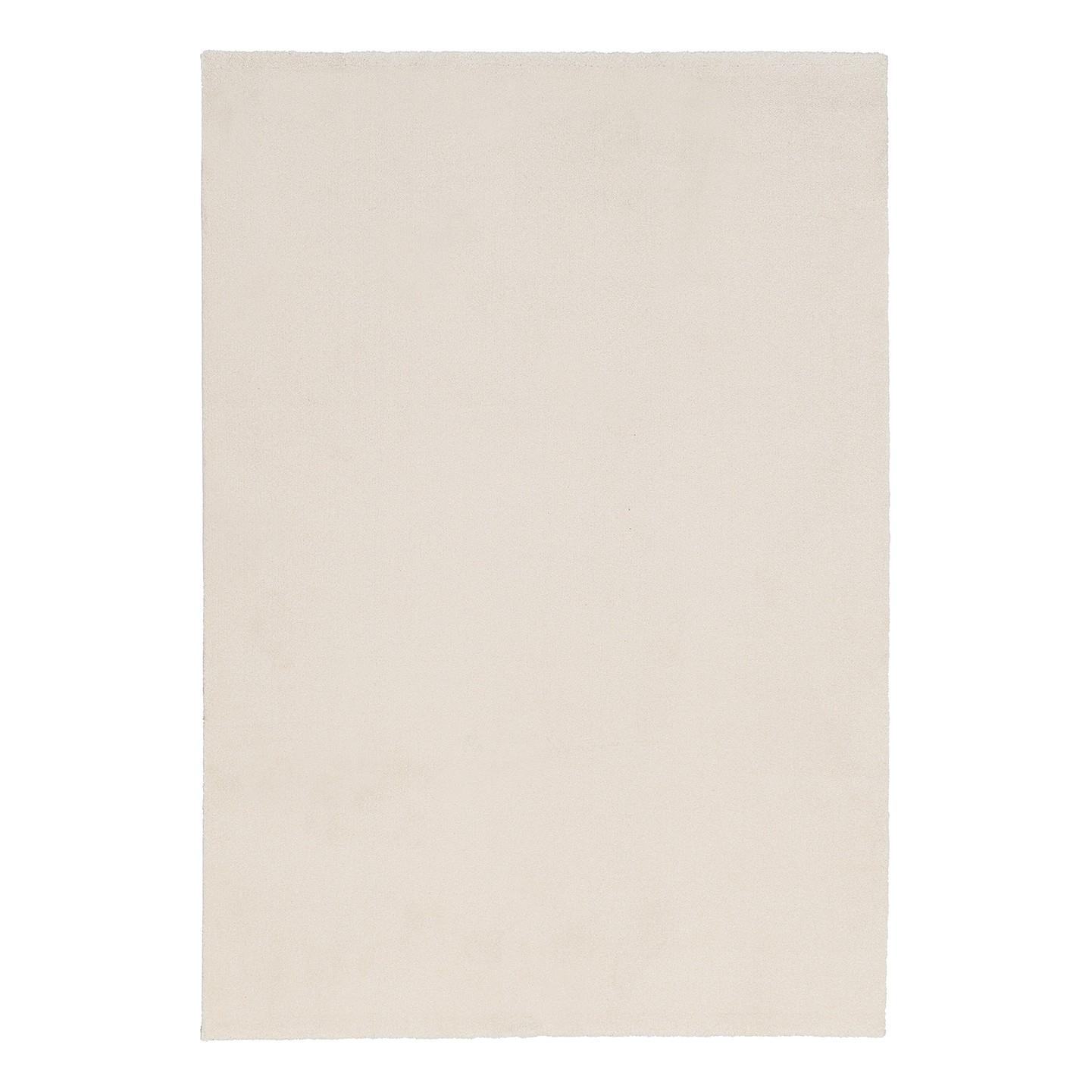 Teppich Melody - Kunstfaser - Cremeweiß - 133 x 190 cm, Schöner Wohnen Kollektion