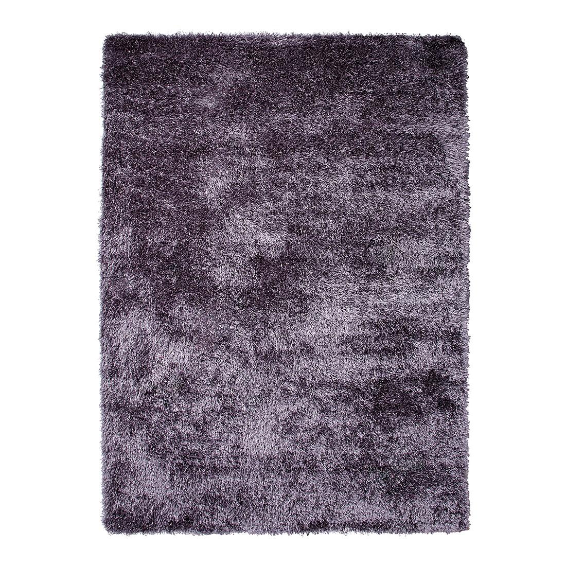 Vloerkleed New Glamour - grijs - Aubergine - 70x140cm, Esprit Home