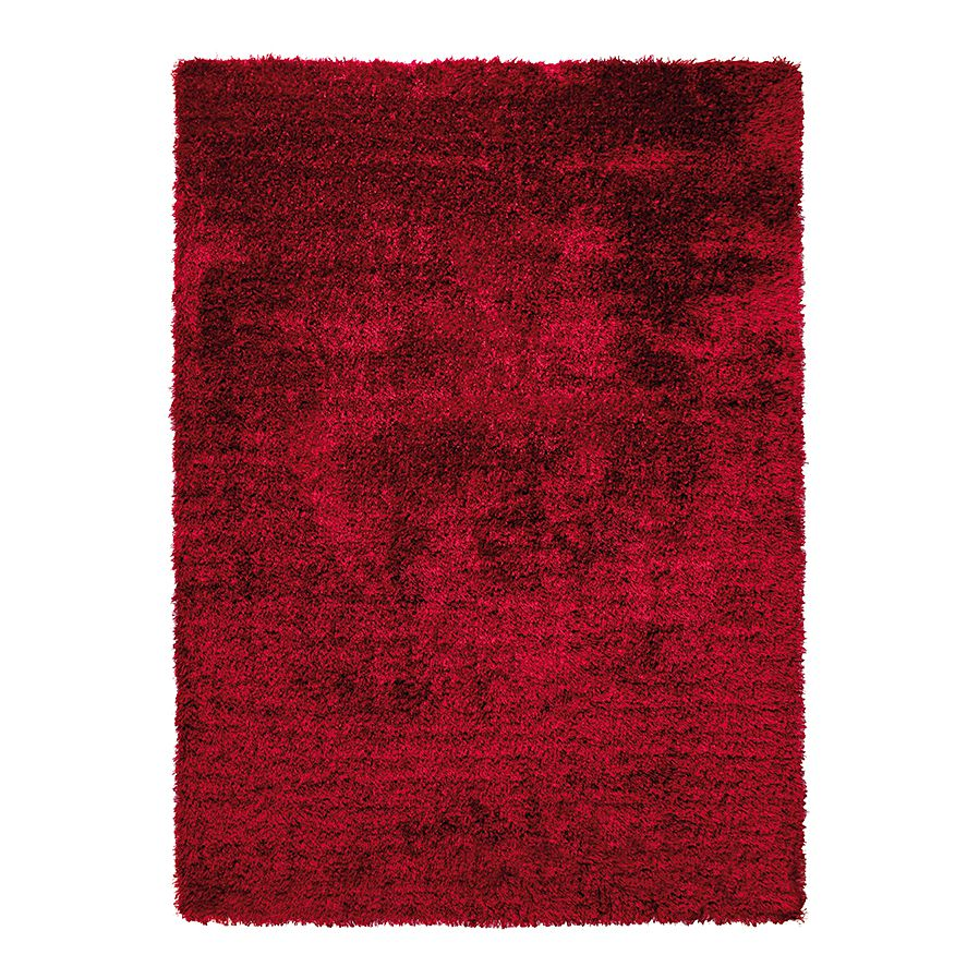 Home 24 - Tapis new glamour - rouge - dimensions : 120 cm x 180 cm, esprit home
