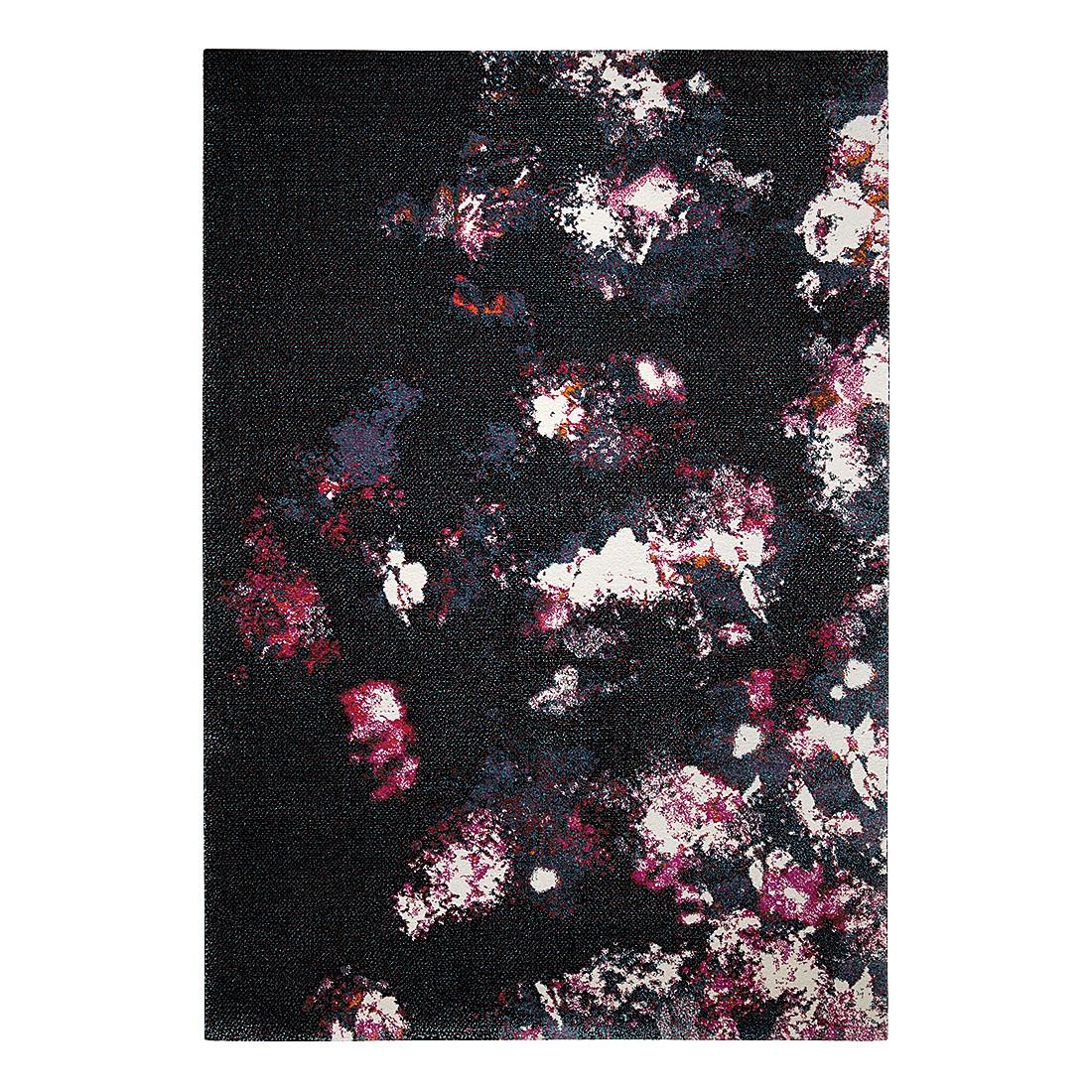 Tapijt Nocturnal Flowers - kunstvezel - meerdere kleuren - 133x200cm, Esprit Home