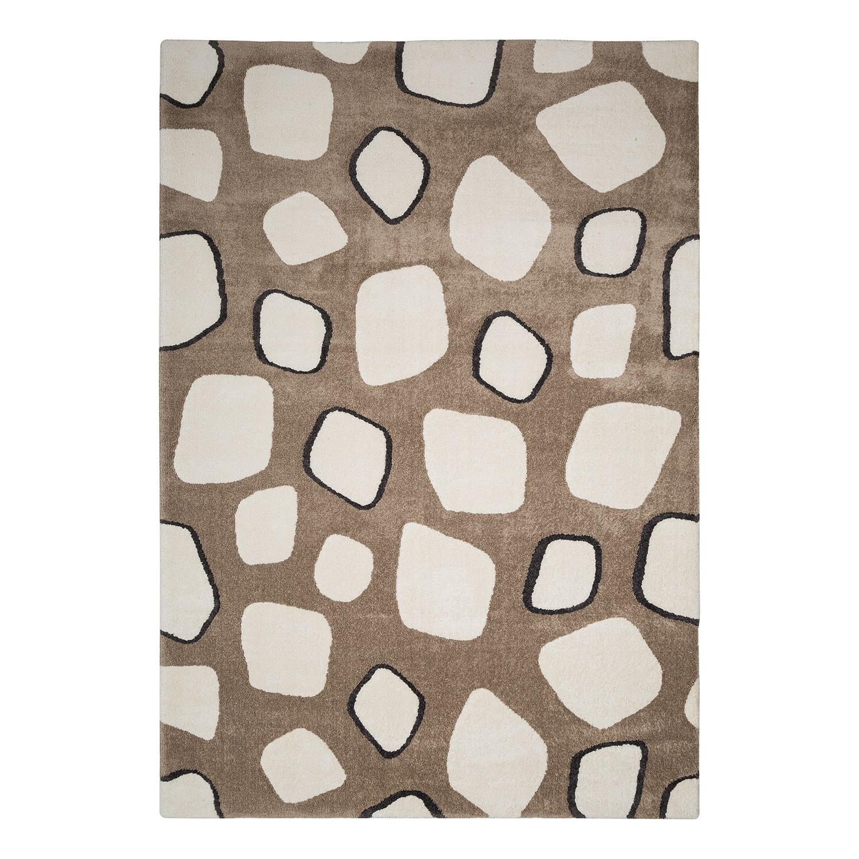 Tapijt Play IV - geweven stof - beige/crèmekleurig - 120x170cm, Fredriks