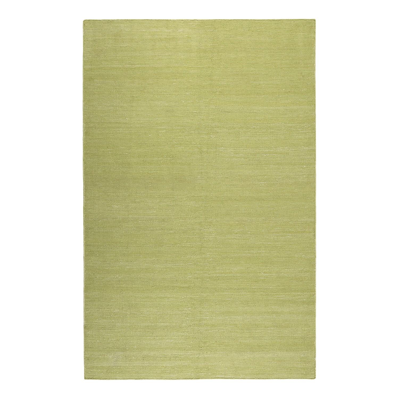 Vloerkleed Rainbow Kelim - handgeweven - katoen - Pistache groen - 80x150cm, Esprit Home
