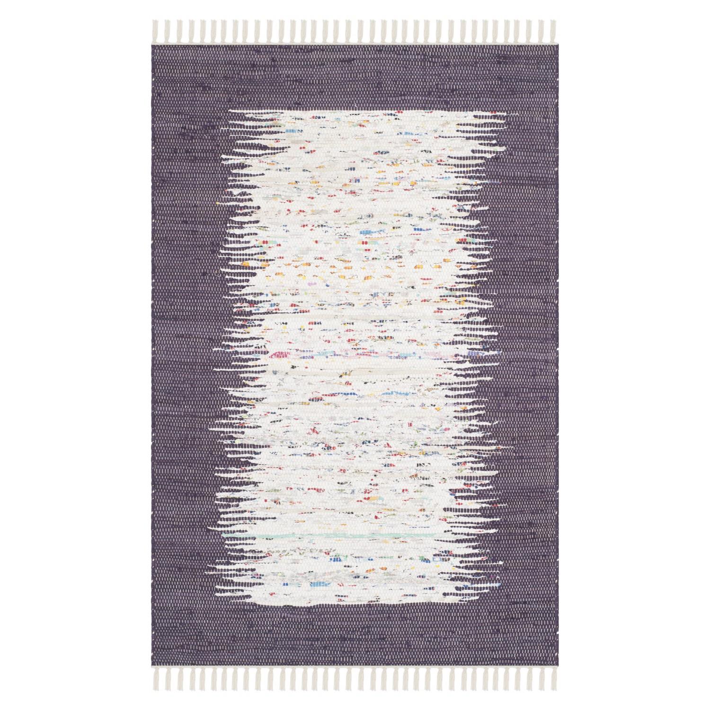 Teppich Saltillo - Violett - 91 x 152 cm, Safavieh