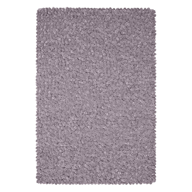 Teppich Sethos - Kunstfaser - Kies - 160 x 230 cm
