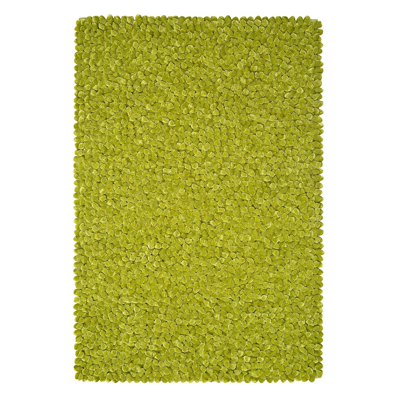 Teppich Sethos - Kunstfaser - Limengrün - 160 x 230 cm
