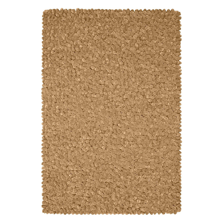 Teppich Sethos - Kunstfaser - Sand - 160 x 230 cm