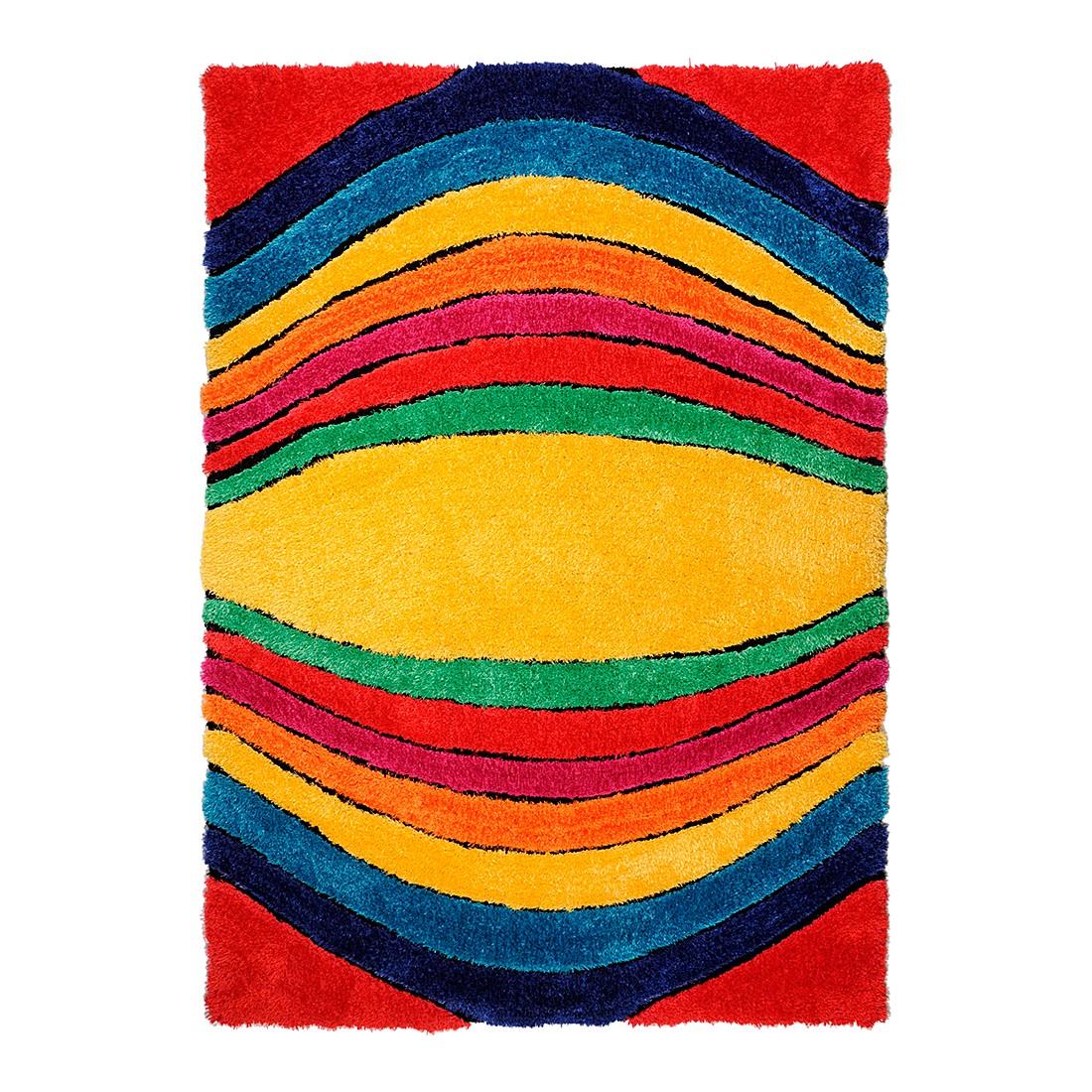 Home 24 - Tapis soft funky - multicolore - 140 cm x 200 cm, tom tailor