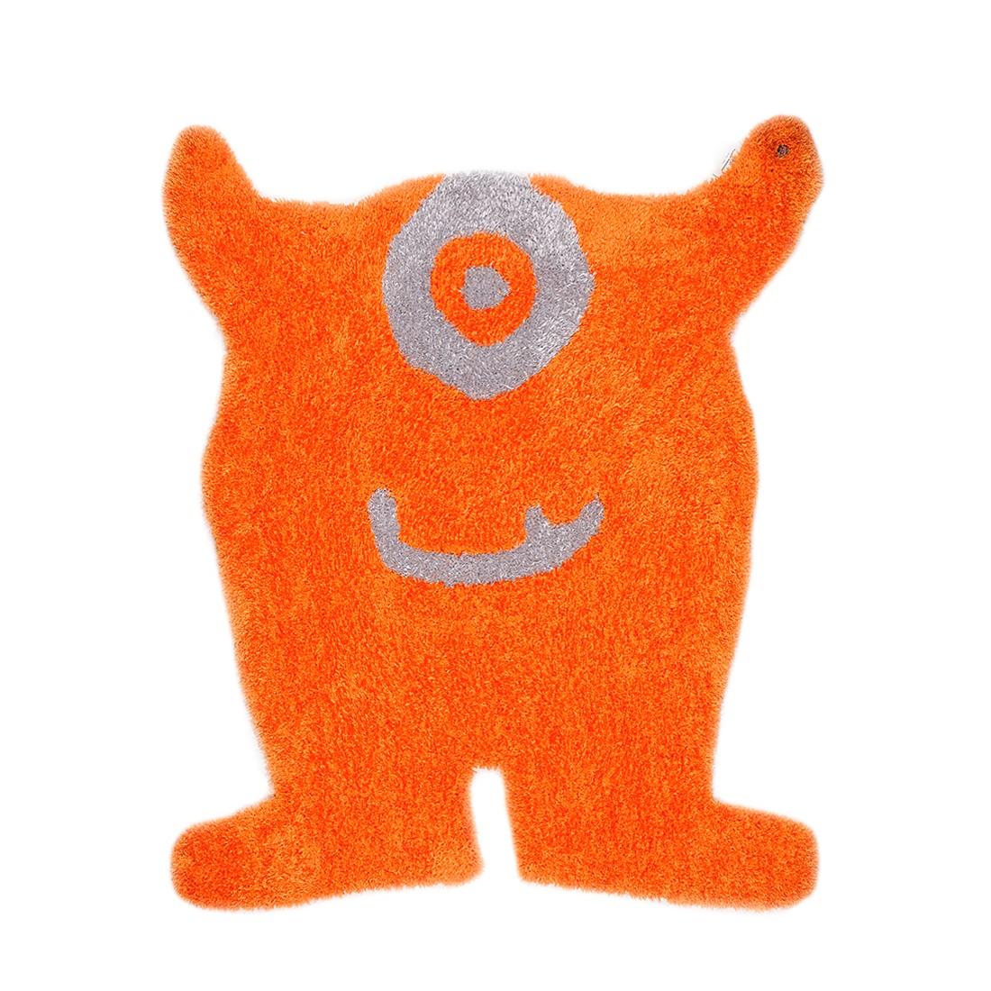 Home 24 - Tapis soft monster - orange - 120 x 100 cm, tom tailor