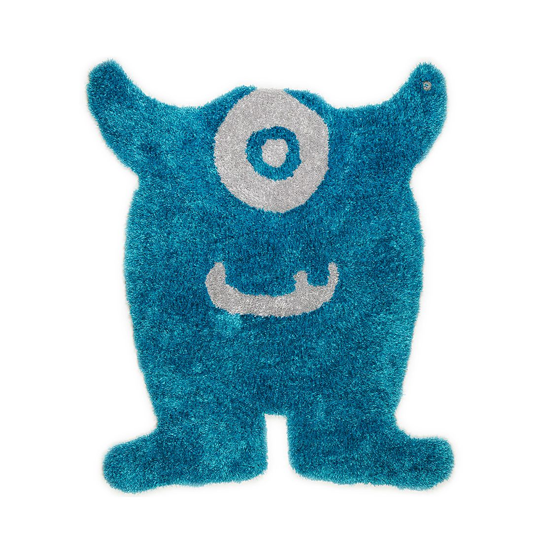 Home 24 - Tapis soft monster - turquoise - 120 x 100 cm, tom tailor