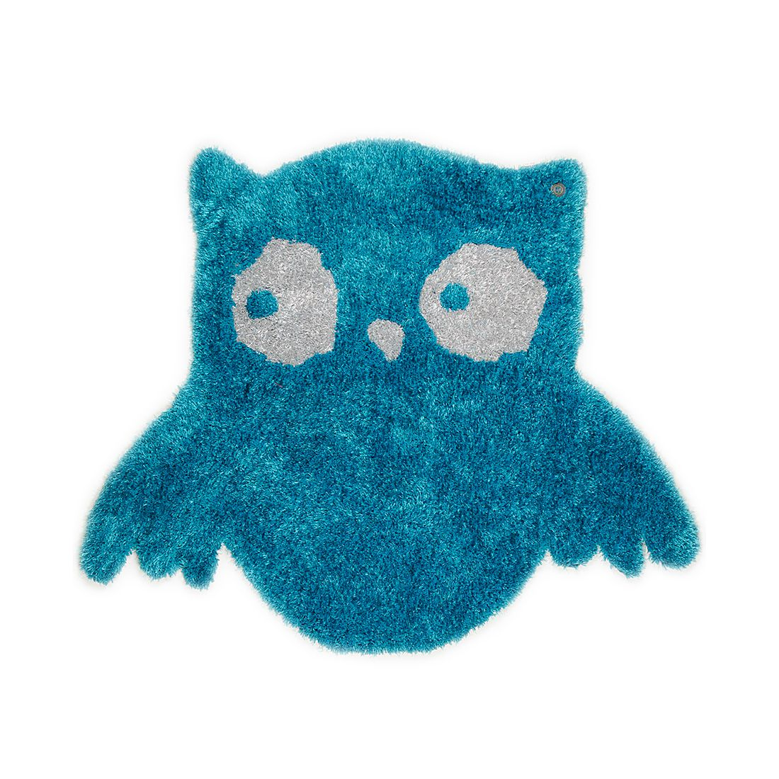 Home 24 - Tapis soft owl - turquoise - 120 x 100 cm, tom tailor