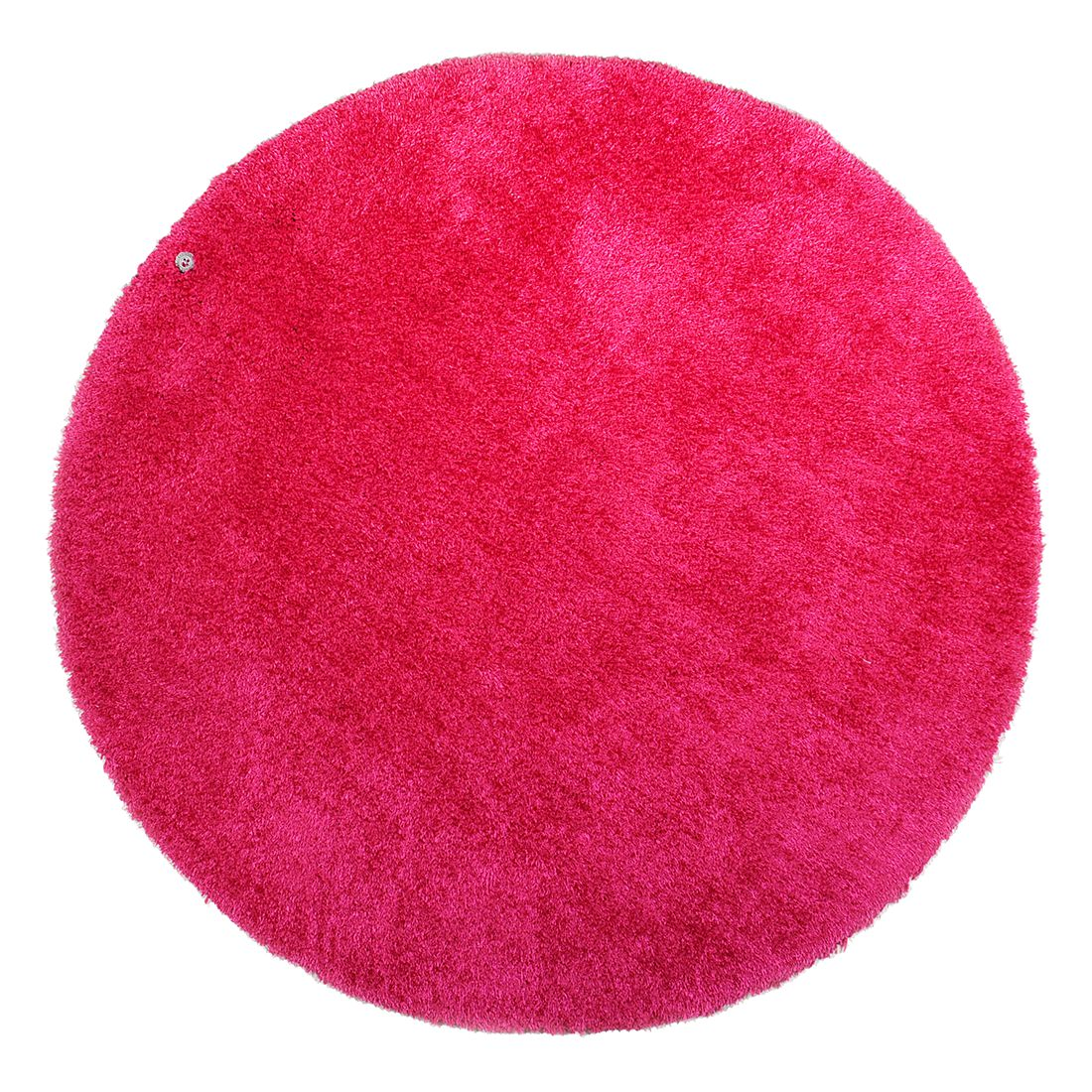 Home 24 - Tapis soft round - rose - dimensions : 140 x 140 cm, tom tailor