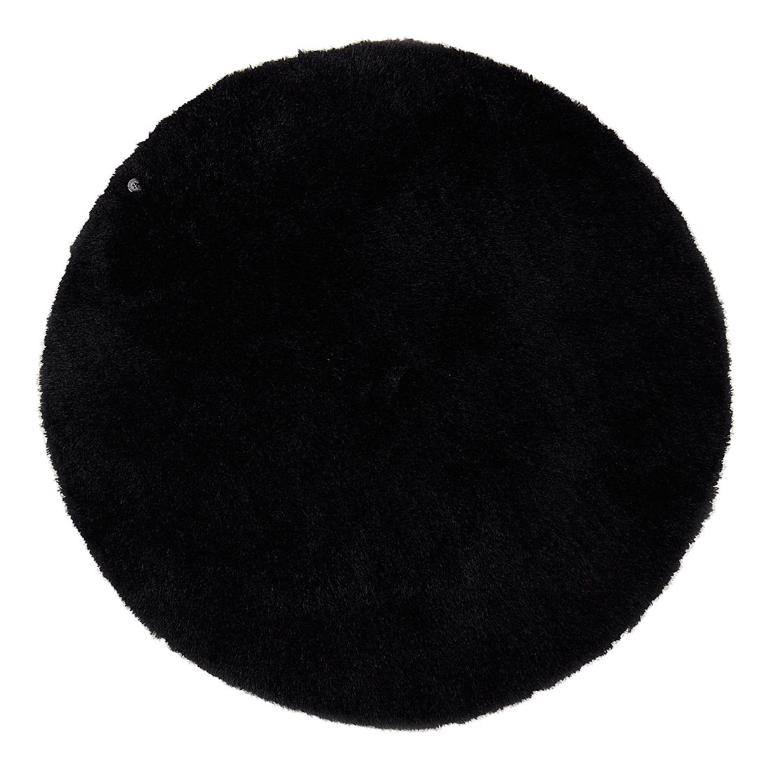 Image of Tappeto Soft Round - Nero - Dimensioni: 140 x 140 cm, Tom Tailor