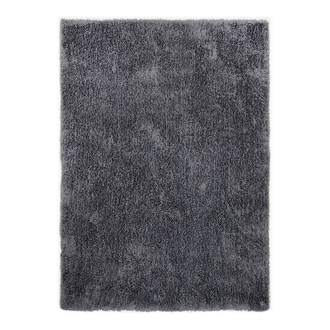 Teppich Soft Square - Anthrazit - Maße: 85 x 155 cm, Tom Tailor