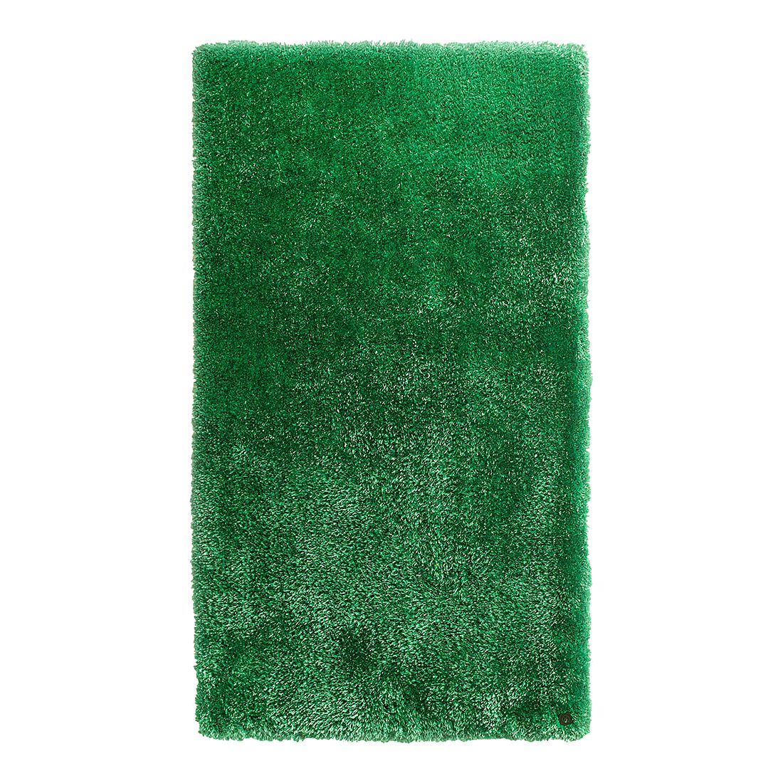 Tapijt Soft Square - groen -maat: 85x155cm, Tom Tailor