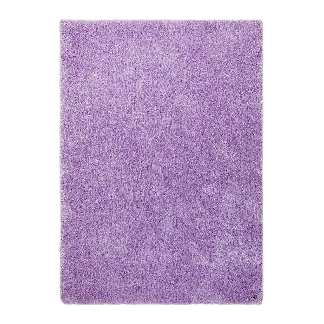 Teppich Soft Square - Hell Violett - Maße: 190 x 290 cm, Tom Tailor