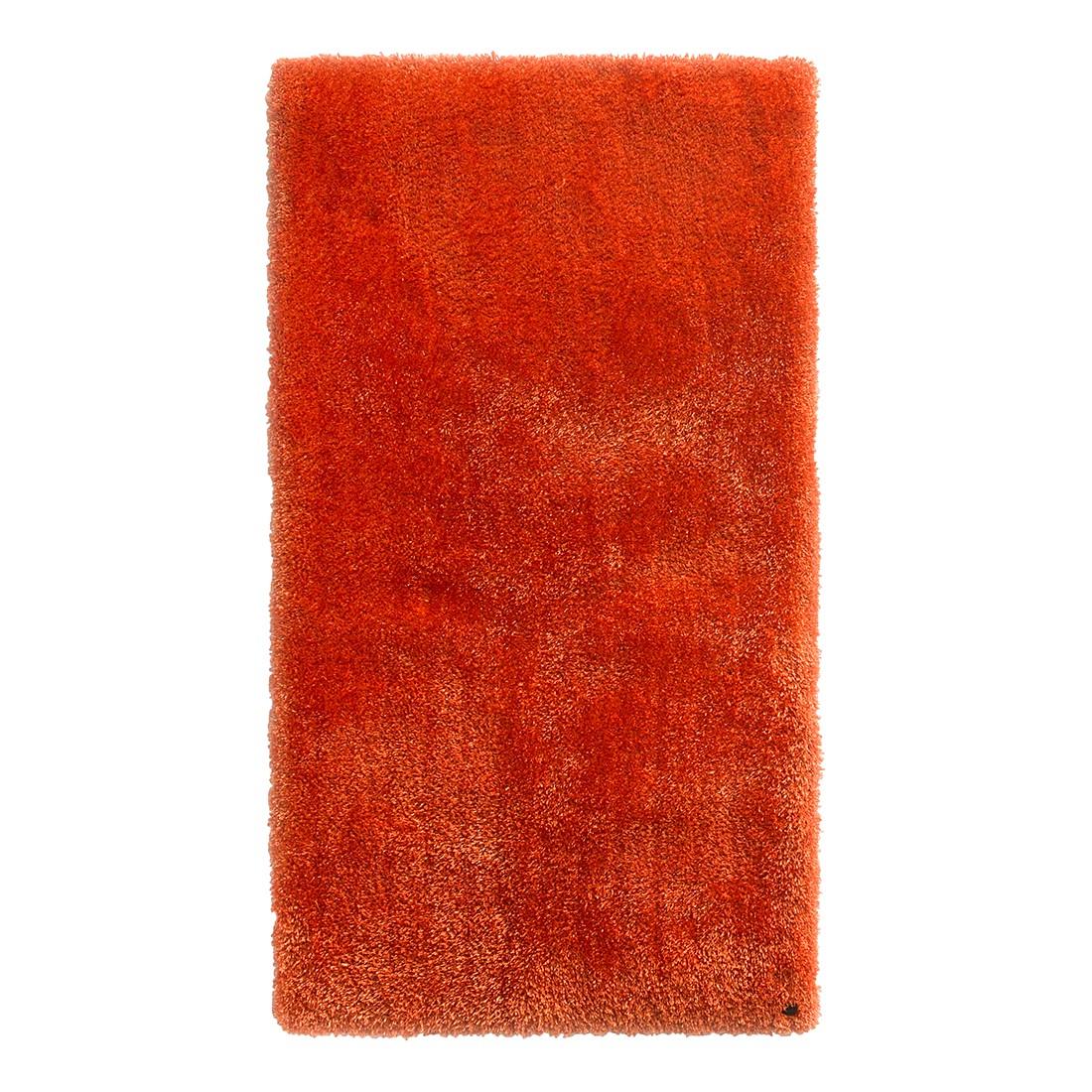 Tapijt Soft Square - oranje - maat: 140x200cm, Tom Tailor