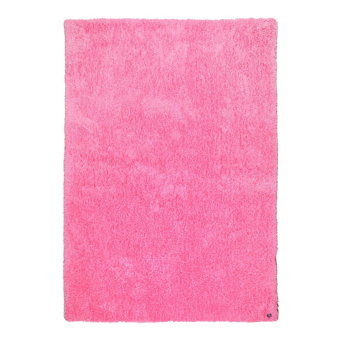 Tapijt Soft Square - roze - maat: 190x190cm, Tom Tailor