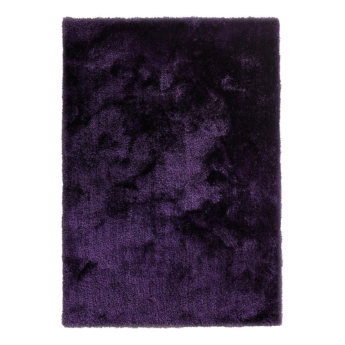 Teppich Soft Square - Violett - Maße: 85 x 155 cm, Tom Tailor