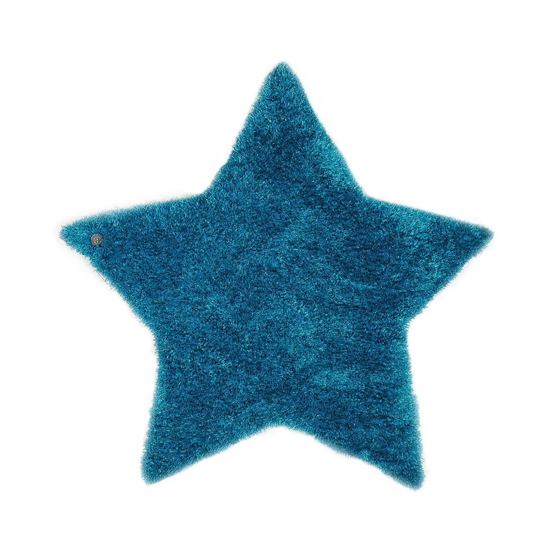 Home 24 - Tapis soft star - turquoise - 100 x 100 cm, tom tailor