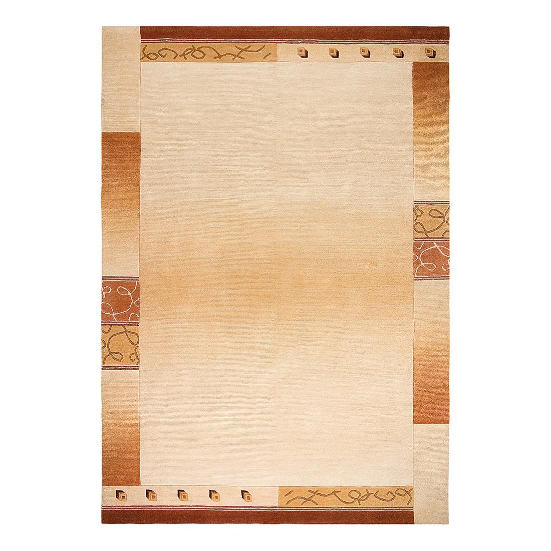Tapijt Super Q - wol/vanillekleurig - 170x240cm, Luxor living
