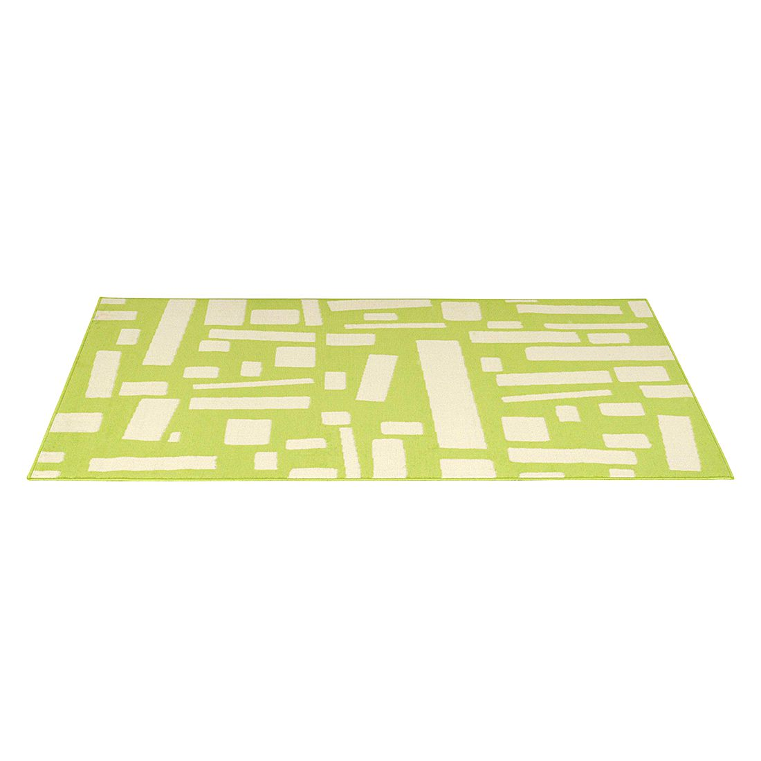 Tapijt Tetris - Groen - 200x290cm, Hanse Home Collection