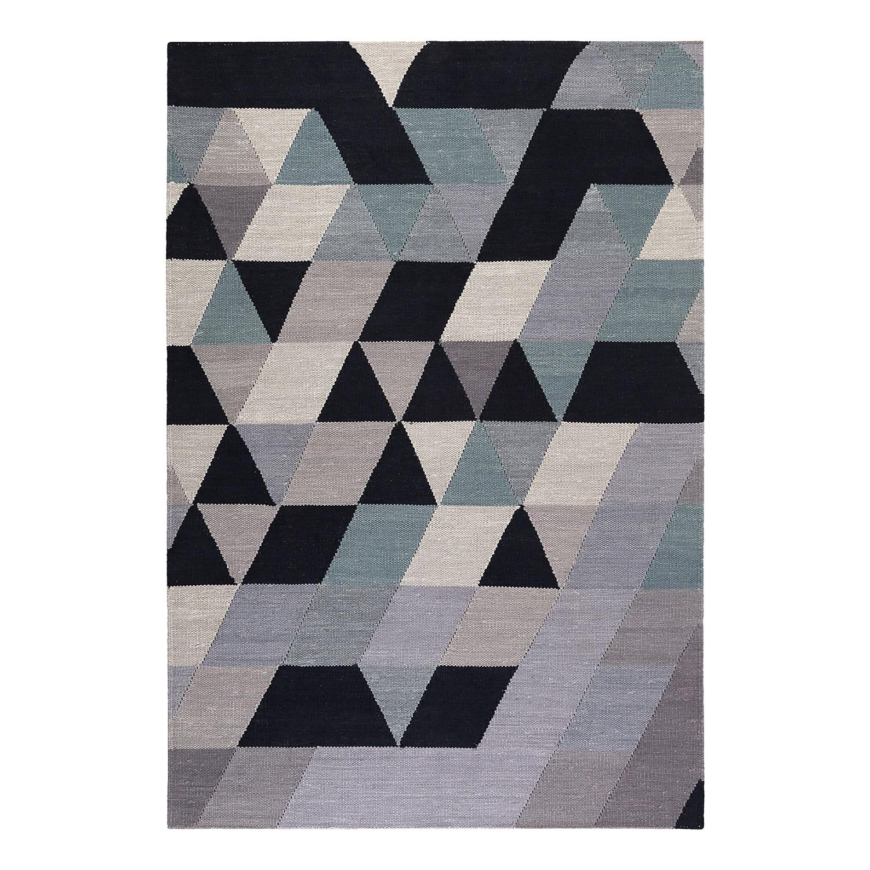 Vloerkleed Triango Kelim - handgeweven - katoen - meerdere kleuren - 80x150cm, Esprit Home