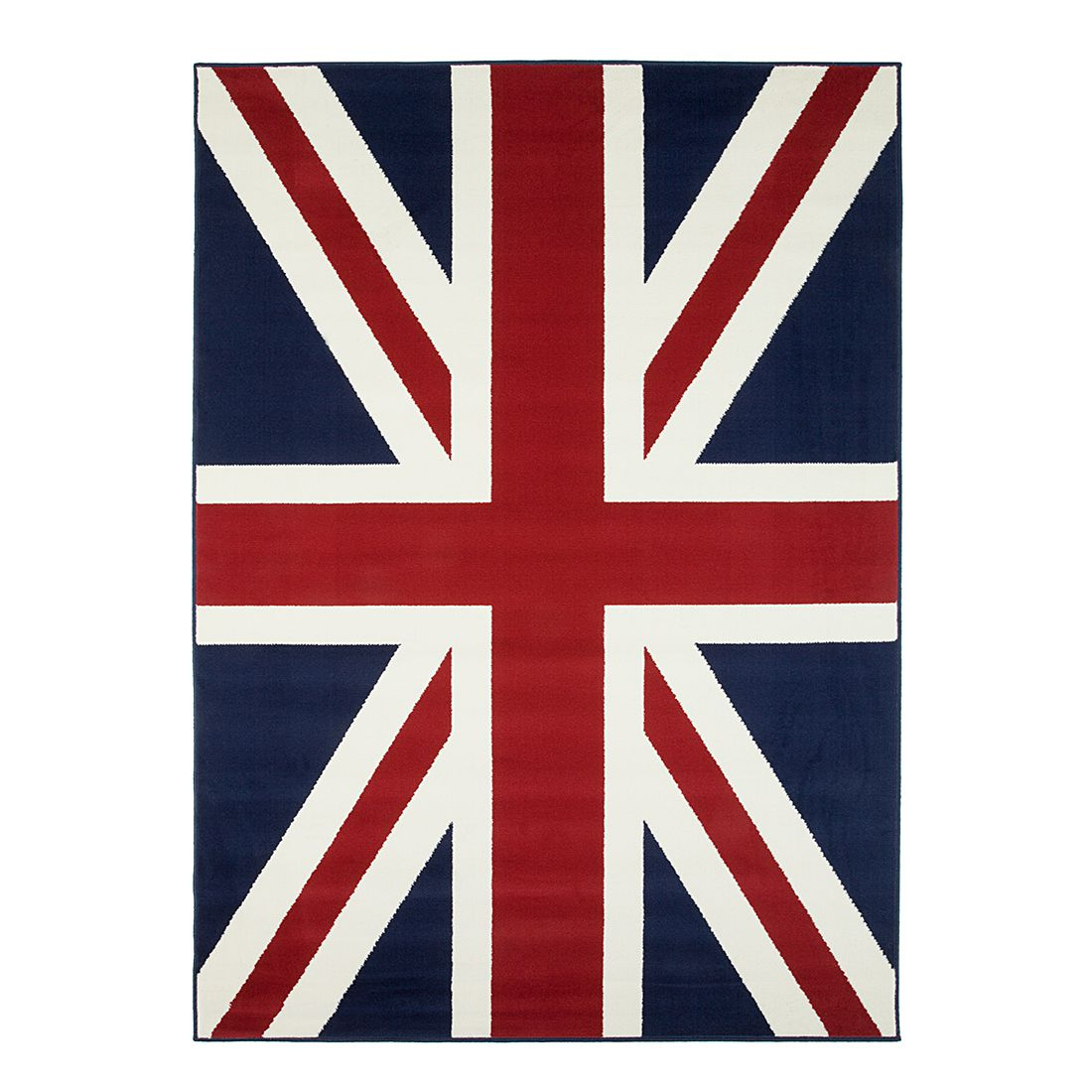 Tapijt Union Jack - 140x200cm, Hanse Home Collection