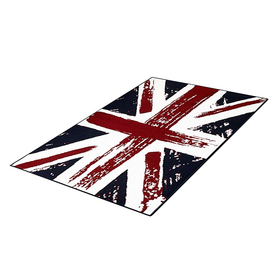 Teppich union jack blomap