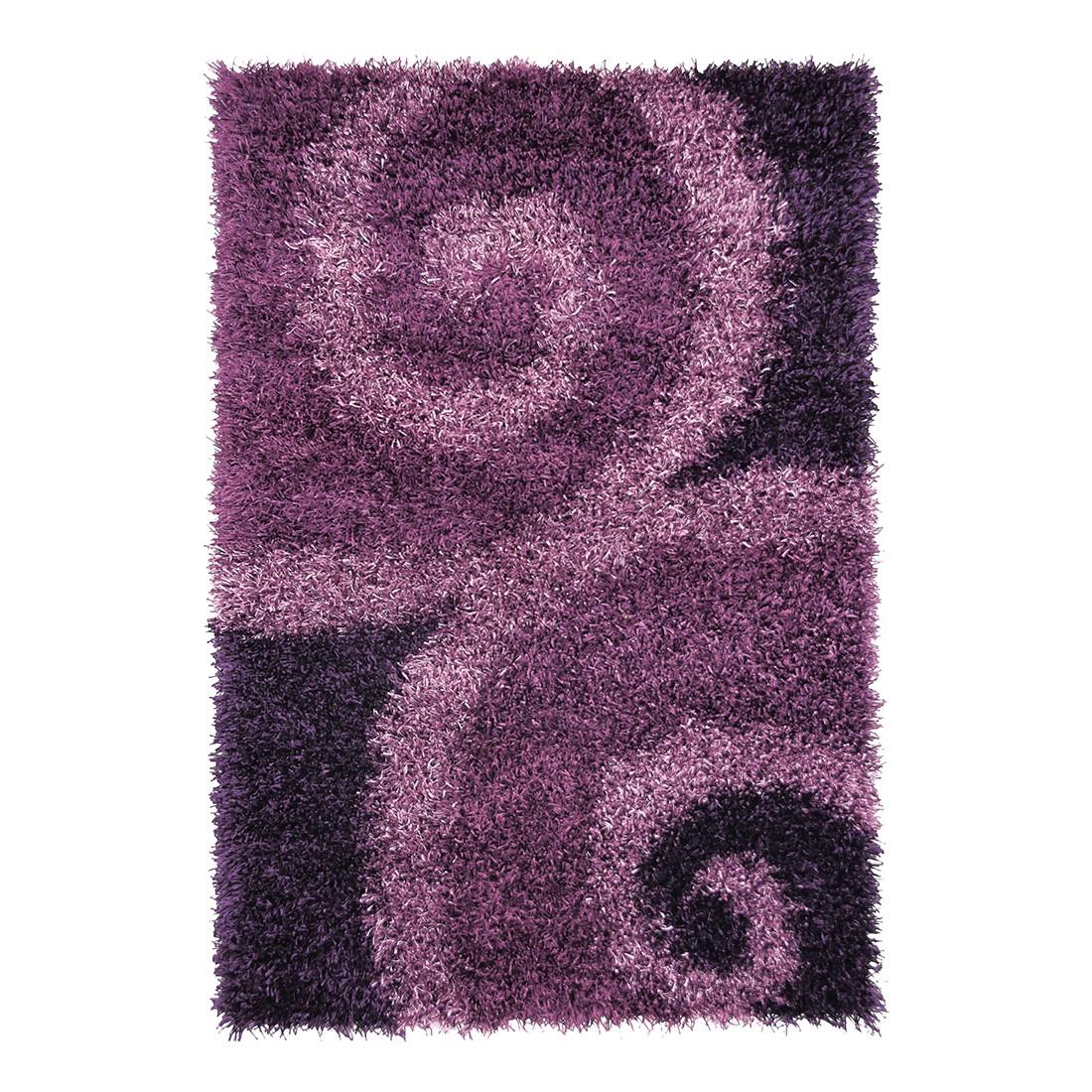Teppich Lavella 80 - Violett - 200 x 300 cm, Luxor living