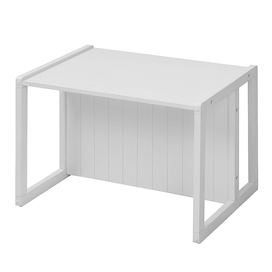 Tisch Country - Weiß, Roba