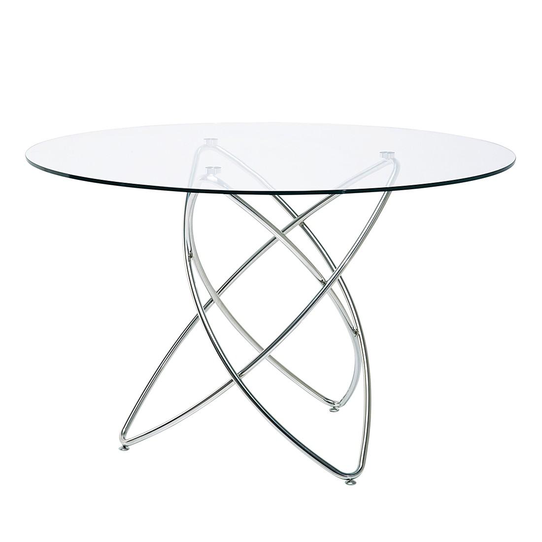 Tisch molekular edelstahl glas kare design g nstig kaufen for Design tisch glas