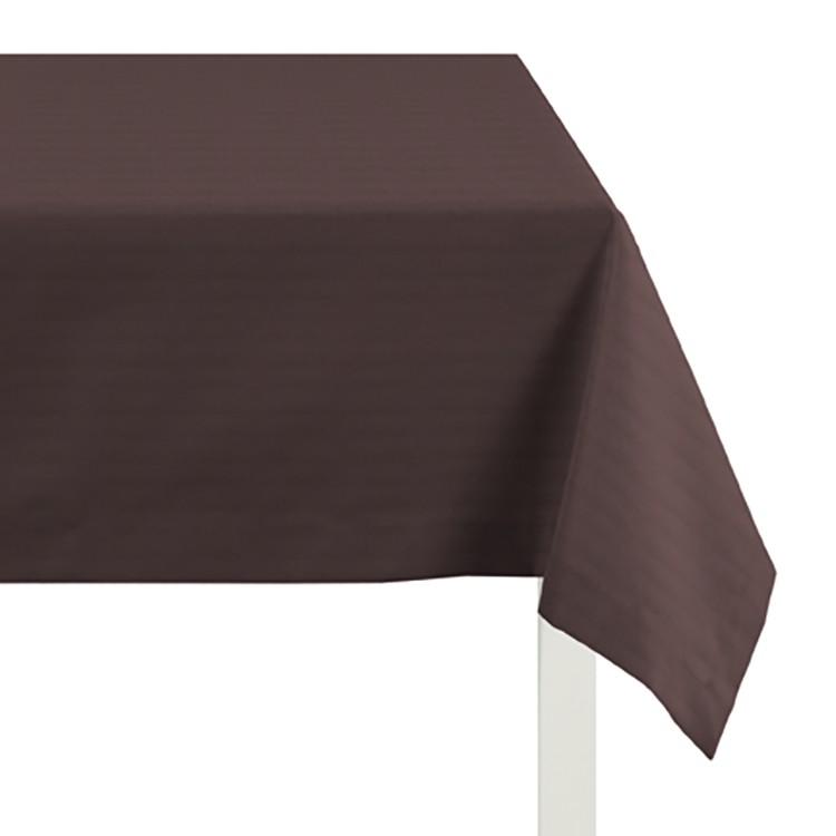 Tafelkleed Kanada - Donkerbruin - 170cm, Apelt