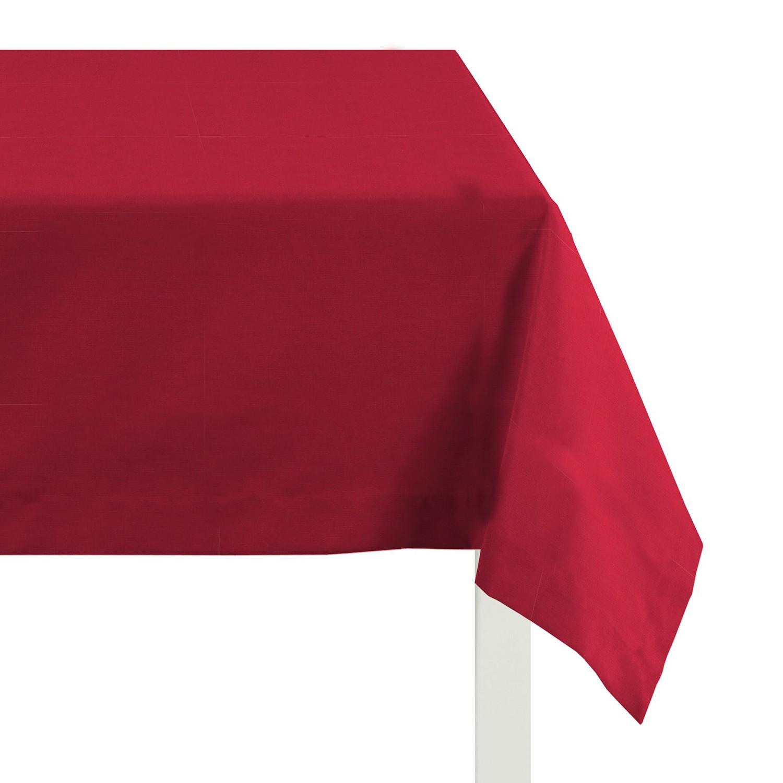 Tafelkleed Kanada - Donkerrood - 170cm, Apelt