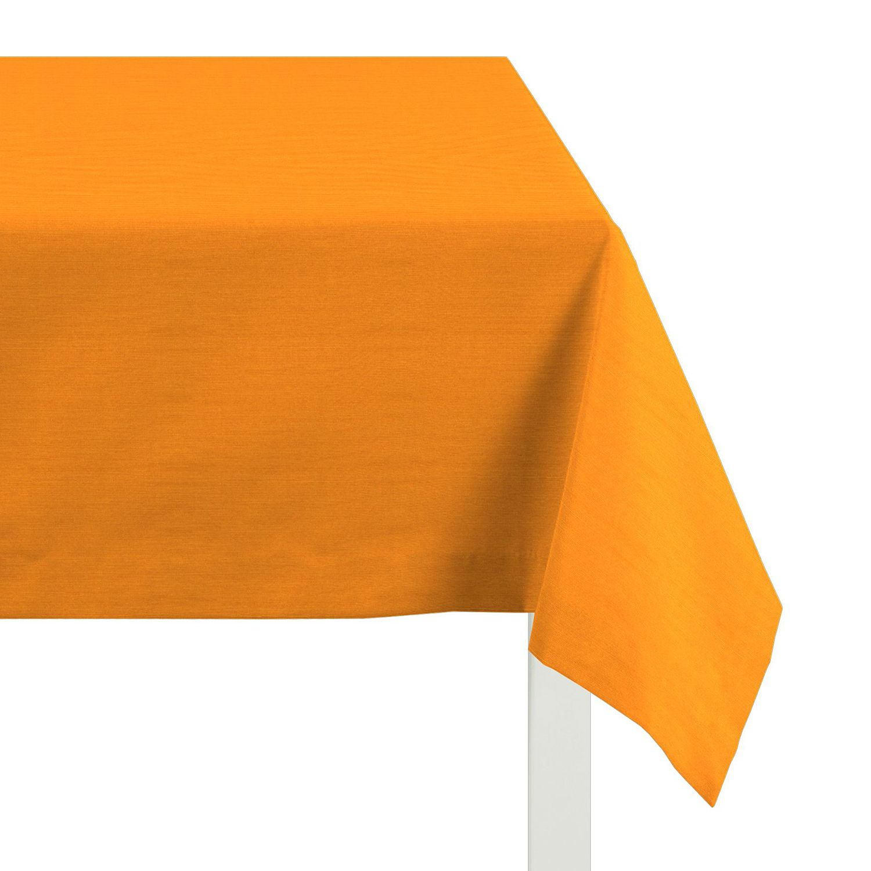 Image of Tovaglia Canada - Arancione - 100 x 100 cm, Apelt