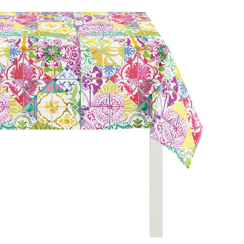 Tafelkleed Summer Garden III - Meerkleurig - 95x95cm, Apelt