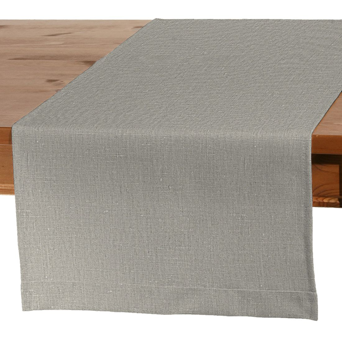 chemin de table lin p re no l 5mx30 prix et offres. Black Bedroom Furniture Sets. Home Design Ideas