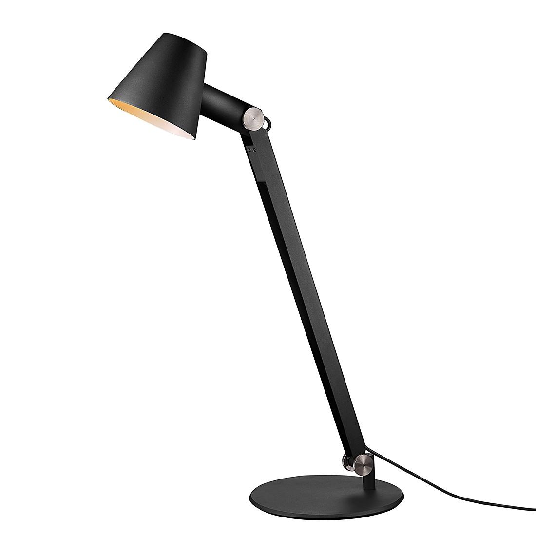 EEK A++, Lampe de table Cult - Métal Noir 1 ampoule, Nordlux