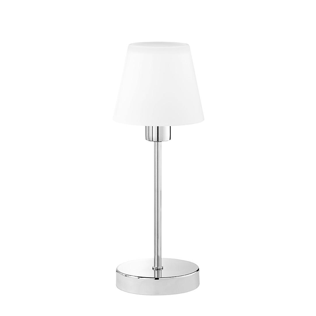 EEK C, Tischleuchte - Metall/Glas - 1-flammig, Trio bei Home24 - Lampen