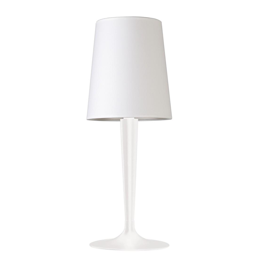EEK A++, Lampe de table Paris - Blanc - 1 ampoule, Villeroy und Boch