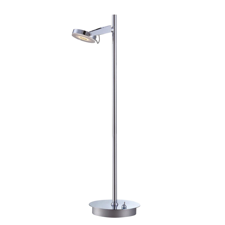 energie  A+, Tafellamp Platrix - metaal zilverkleurig, Näve