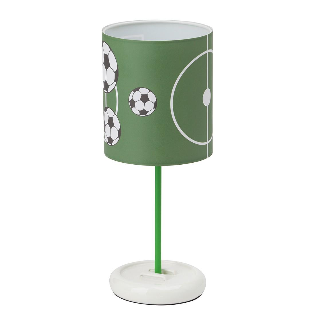 energie  A+, Tafellamp Soccer - metaal/meerkleurig kunststof 12 lichtbronnen, Brilliant